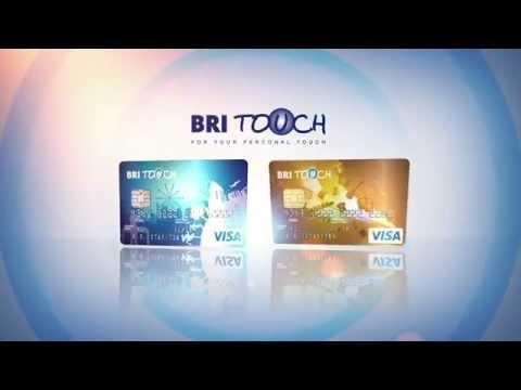 Filler Kartu Kredit BRI Touch