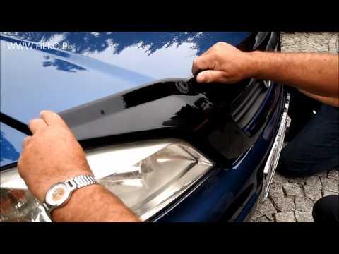 Deflektor přední kapoty TOYOTA RAV4 2006-2009