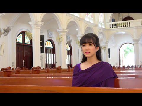Nhìn lên thánh giá – Sáng tác: Phạm Trung – Trình bày: Ca sĩ Diệu Hiền