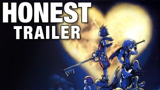 KINGDOM HEARTS (Honest Game Trailers) - dooclip.me