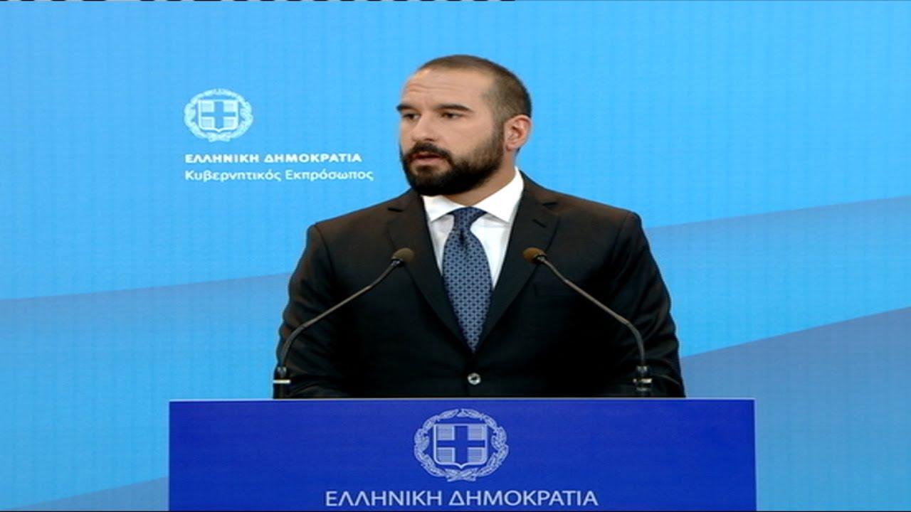 Δ. Τζανακόπουλος: Η ελληνική οικονομία σε φάση δυναμικής ανάκαμψης