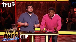 Hot Ones: The Game Show - It's Way Worse the Second Time (Clip) | truTV