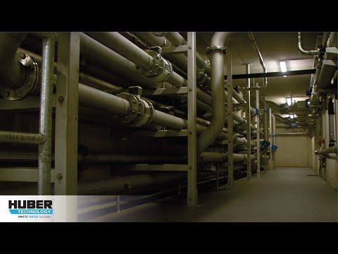 Video: HUBER Membranfiltration VRM® - Bioreaktor in der fleischverarbeitenden Industrie