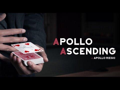 Apollo Ascending by Apollo Riego