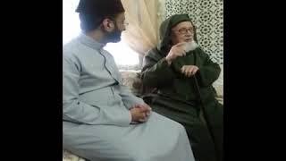 تلمذة الشيخ محمد الأمين بو خبزة على الإمام الألباني رحمهما الله