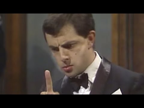 Meeting the Queen  | Funny Clip | Classic Mr. Bean