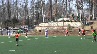 preview picture of video '2013-03-09 Annandale Premier Cup Game 1 Half 1'