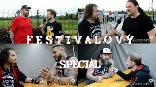 FESTIVALOVÝ SPECIÁL - Rock In Kroměříž