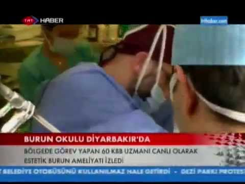 Burun Okulu Diyarbakır TRT Haber