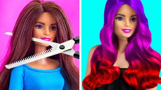 28 FRESH HACKS FOR YOUR BARBIE