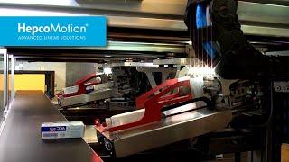 GV3 in der automatisierten, medizinischen Einlagerung