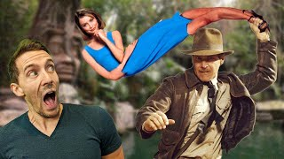 Creepy Old Swinger - Indiana Jones and the Emperor's Tomb Funny Moments Part 4