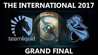 Team Liquid Vs NewBee GAME 2, The International 2017 GRAND FINAL