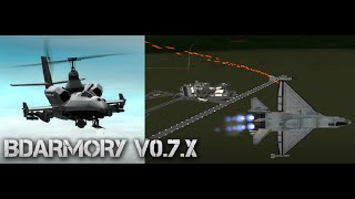 KSP - BD Armory Mod Update