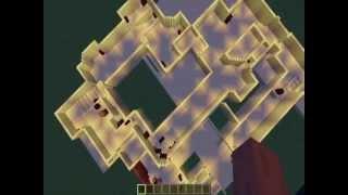 Minecraft - De_Dust 2
