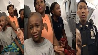 JetBlue kick family off plane because their mom