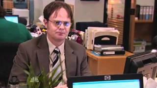 The Office Best Bits Of Season 7 (pt 1)