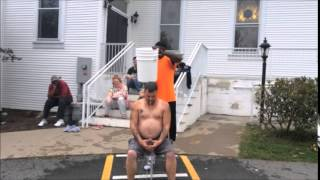 Chads Ice Bucket Challenge