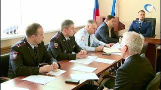 На заседании межведомственной комиссии обсудили меры по борьбе с незаконными рубками древесины