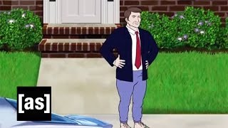Sweat Pants Are the Way to Go | Aqua Teen Hunger | Adult Swim