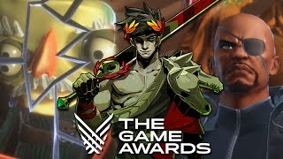 The Game Awards Reveals - LIVE REACTION WHOLE | Hades/Psychonauts 2/The Outer Worlds & Others
