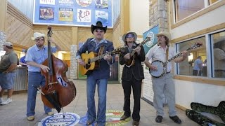 Paul Harris and The Cleverlys - I got a feeling (Bluegrass Cover) Video