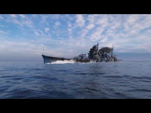World of Warships: Legends - Hunt for Atago Trailer