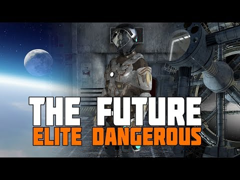 Elite Dangerous - The Future of Elite - A Historical Timeline