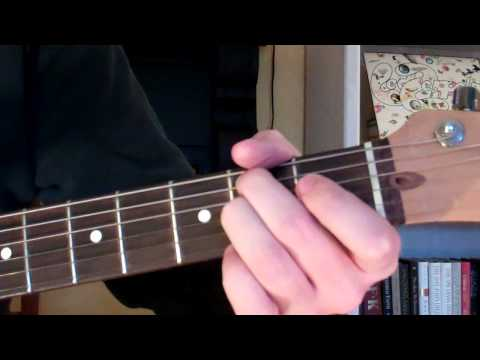 How To Play the Bm7 Chord On Guitar (B minor seventh)