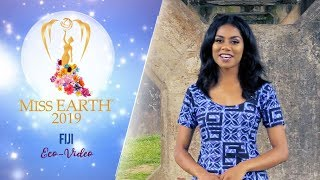 Zaira Begg Miss Earth Fiji 2019 Eco Video