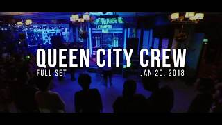 Queen City Crew - FFH Holding This Moment (FULL SET) [01-20-2018]