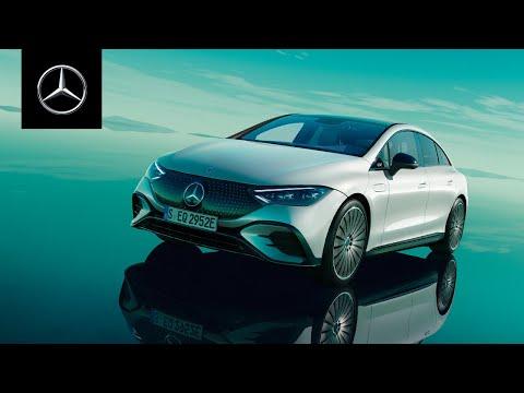 Musique publicité Mercedes Benz The All-Electric EQE: C'est pour tous les sens    Juillet 2021