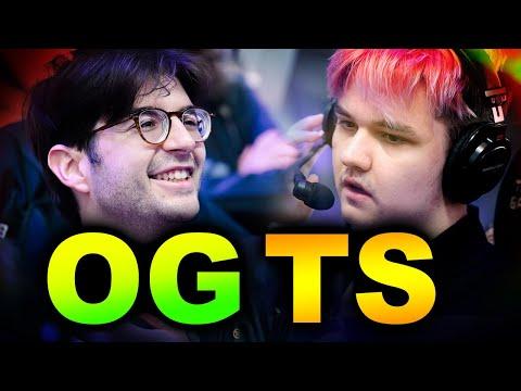 OG vs SPIRIT - TI10 AMAZING INCREDIBLE PLAYOFFS - THE INTERNATIONAL 10 DOTA 2