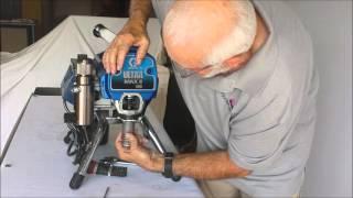 Graco 490 Piston Repacking with ToolsmartUSA.com