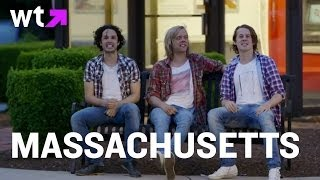 Ylvis Massachusetts Official Music Video | What's Trending Now