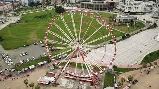 Колесо обозрения в Батуми 360*✔️ Ferris wheel in Batumi 360* ✔️