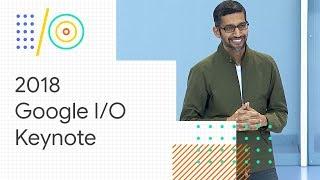 Konferensi Inti (Google I/O '18)