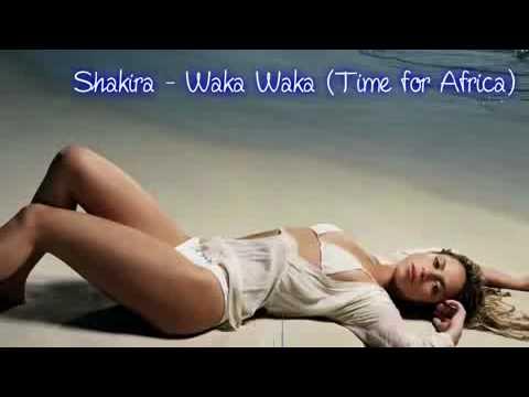 Official WM Song 2010 FIFA Shakira - Waka Waka (Time for Africa)