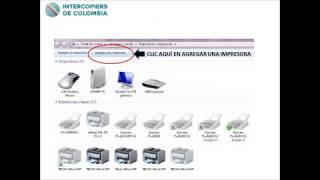 COMO INSTALAR  RICOH AFICIO MP EN RED (NETWORK CONNECTION) O POR USB