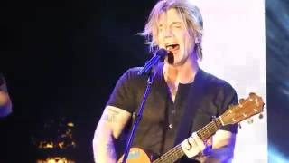 Goo Goo Dolls, Caught In the Storm & Feel the Silence, Las Vegas, August 1, 2014