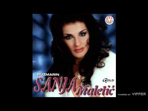 Sanja Maletic - Tebe volim a zivim kraj njega - (Audio 2002)