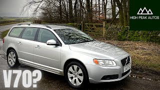 Should You Buy a VOLVO V70? (Test Drive & Review MK3 2.4D)