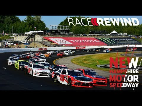 NASCAR Xfinity Series from New Hampshire in 15 minutes
