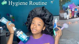 My 7th Grade Hygiene Routine    AYEitsMaya •