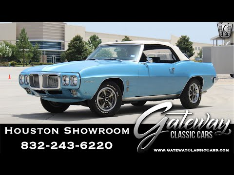 1969 Pontiac Firebird (CC-1365547) for sale in O'Fallon, Illinois