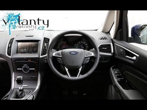 How to remove steering wheel + AIRBAG FORD MONDEO mk3 VOLANTY CZ