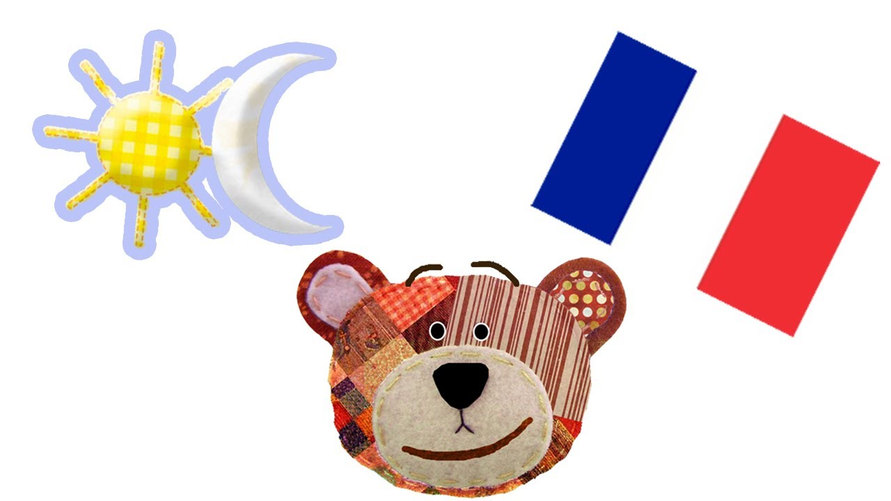 Los contrarios en francés - Actividades para niños