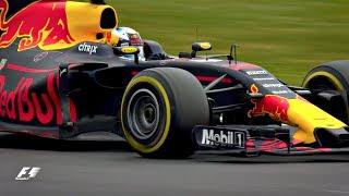 2017 British Grand Prix | Ricciardo Battles Up To Fifth