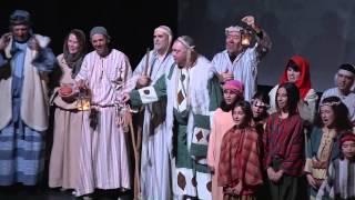preview picture of video 'Els Pastorets de Figueres han recuperat dues àries i l'escena d'Herodes'