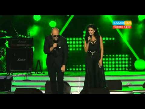 Потап и Настя - Все пучком / Бумдиггибай (Гала-концерт open air Премии МУЗ-ТВ 2015, 04.06.15)
